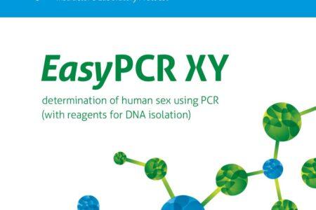 EasyPCR XY izolacja DNA DY10